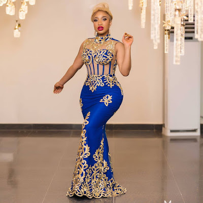 Tonto Dikeh fashion and style looks