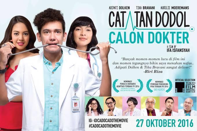 Catatan Dodol Calon Dokter (2016) HD