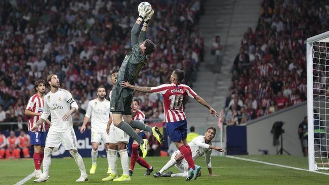 Berikut Klasemen La Liga Usai Real Madrid Imbang Dan Barcelona Menang 2019