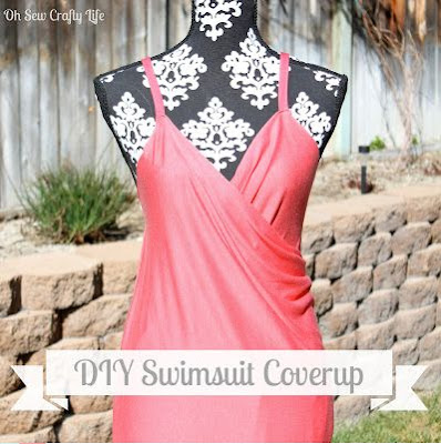 DIY Swimsuit Cover-Up
