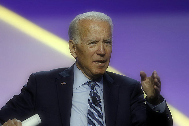 Biden leads Trump in a fictional Ohio performance