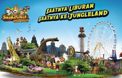 Harga Tiket Masuk Jungleland Bogor Terbaru