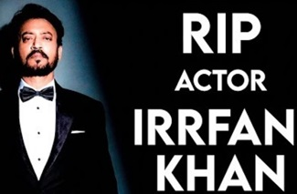 SHOCKING : Bollywood Actor Irrfan Khan Passed Away | Life of Pie | Slumdog Millionaire