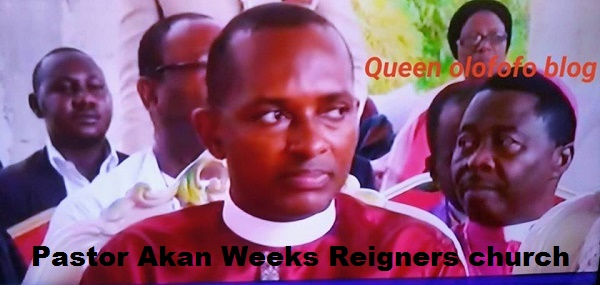 Apostle Akan weeks