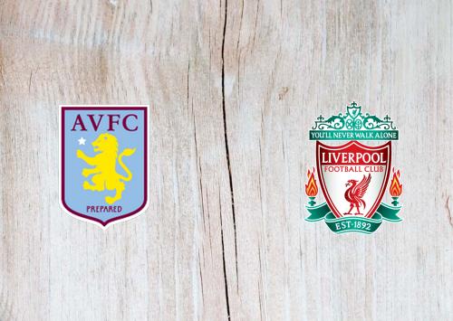 Aston Villa vs Liverpool -Highlights 04 October 2020
