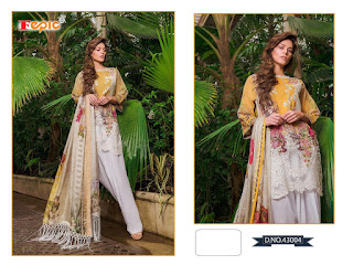 Fepic Rosemeen Cross lawn Cambric Pakistani Suits