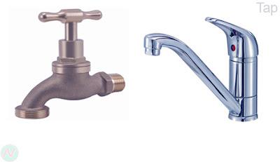 tap, faucet