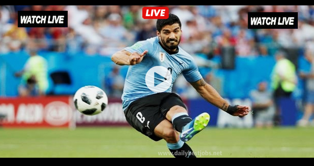 Uruguay Vs Russia Live Stream World Cup 2018 Live Scores