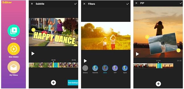 video editor aplikasi android