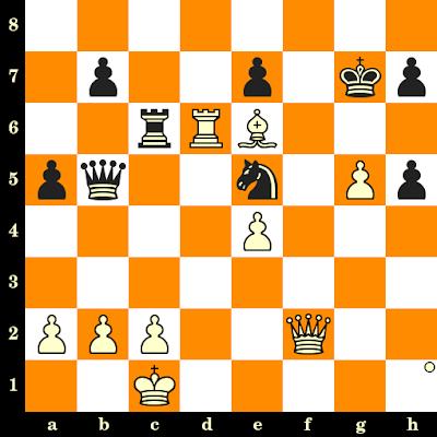 Les Blancs jouent et matent en 3 coups - Yehuda Gruenfeld vs Mark Meeres, New York, 1985