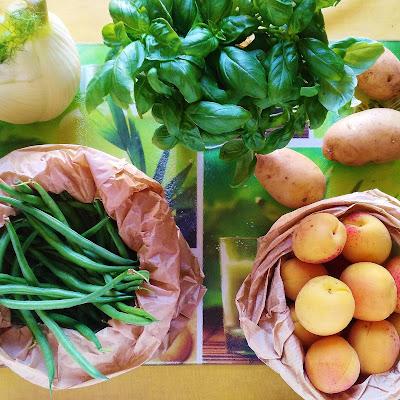 Ricette frutta e verdura