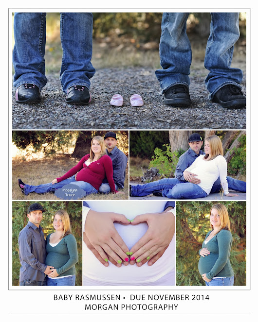 Miss Madalynn-Coming Soon! Kalispell Maternity Photographer. Morgan Photography