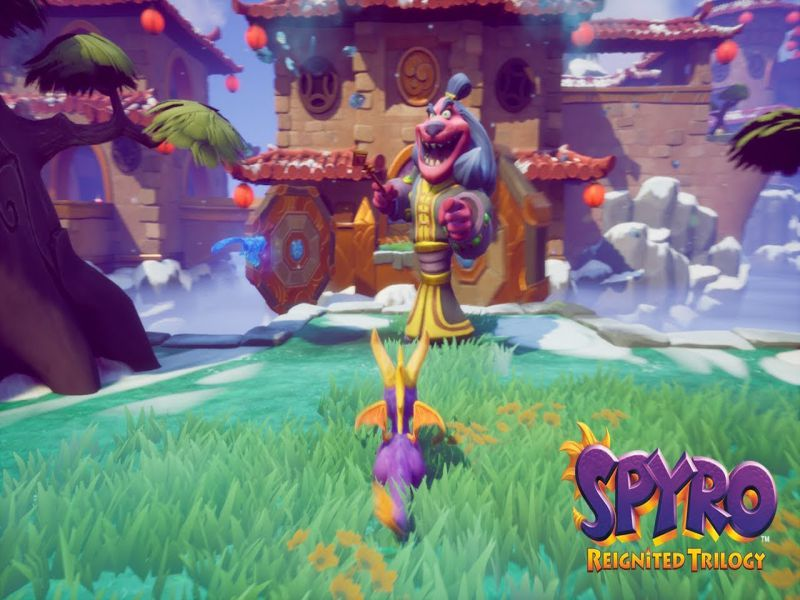 Spyro Reignited Trilogy Highly Compressed Free Download