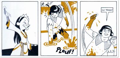 Belleza de Kerascoet y Hubert comic fábula hadas