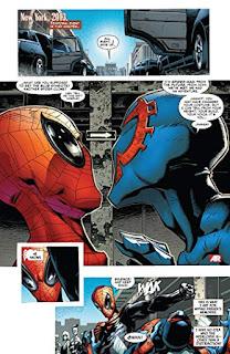 Reseña de Spiderman Superior - El Mal Necesario, de Dan Slott y Giuseppe Camuncoli - Panini Cómics