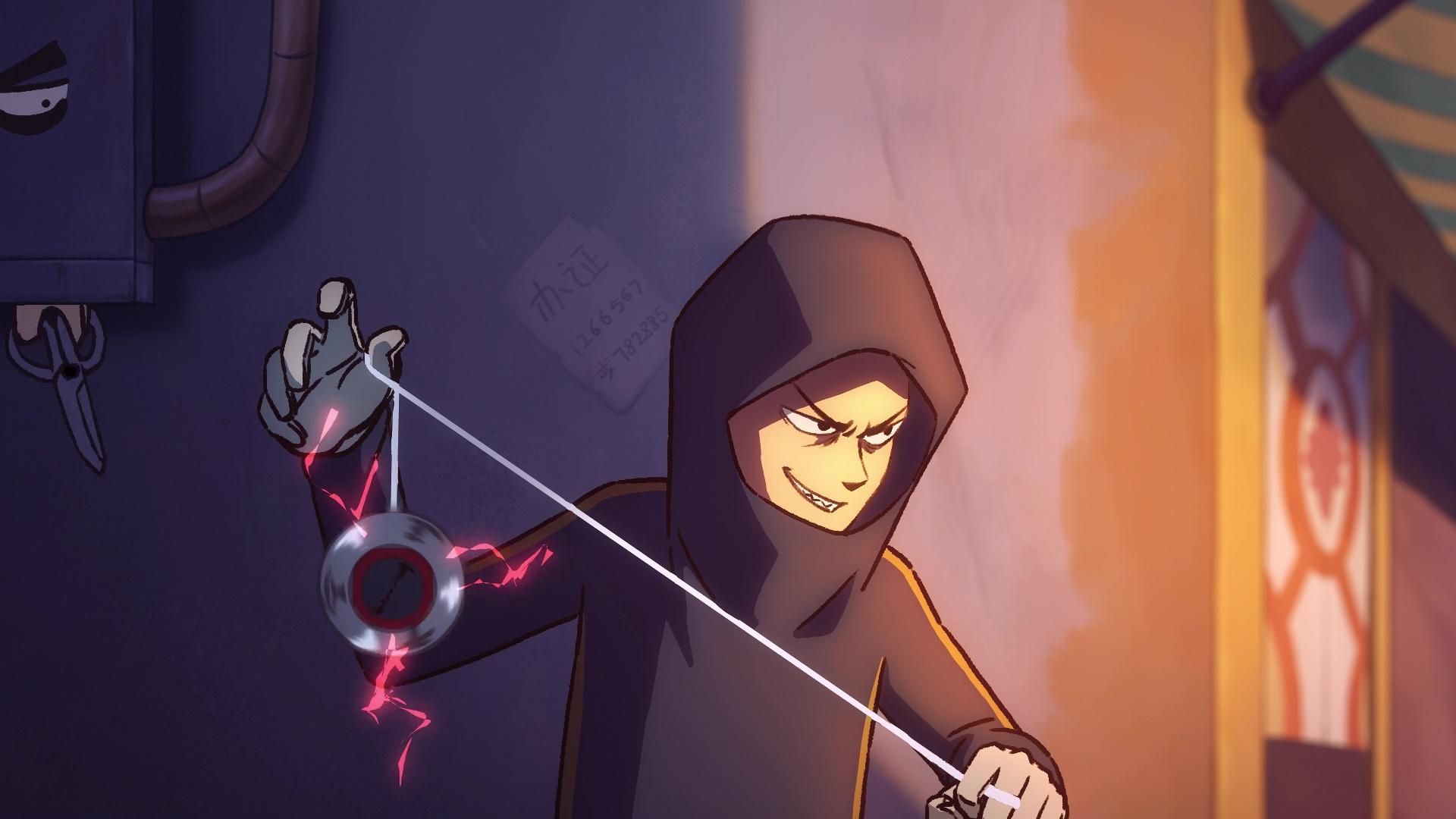 Scissor Seven (2021) Temporada 3 1080p WEB-DL Latino