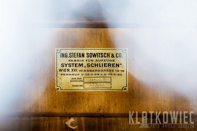 Kalisz: winda Sowitsch z 1933 roku