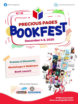 Precious Pages Bookfest