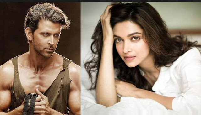 Hrithik Roshan for the first time, a pair of Deepika Padukone, Ram-Sita will roll!