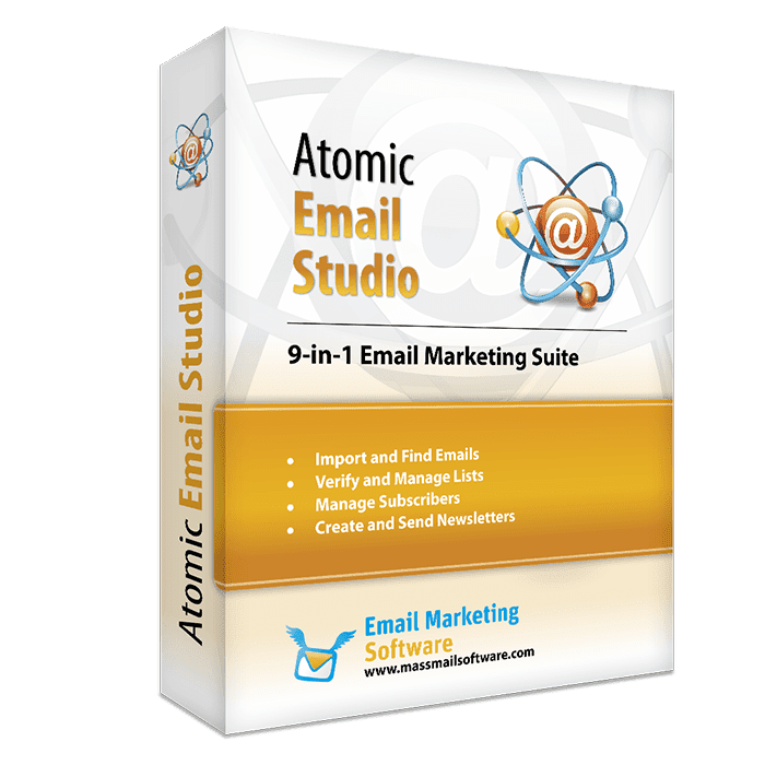 Atomic Email Studio Download Grátis
