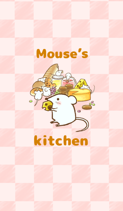 Mouse's kitchen