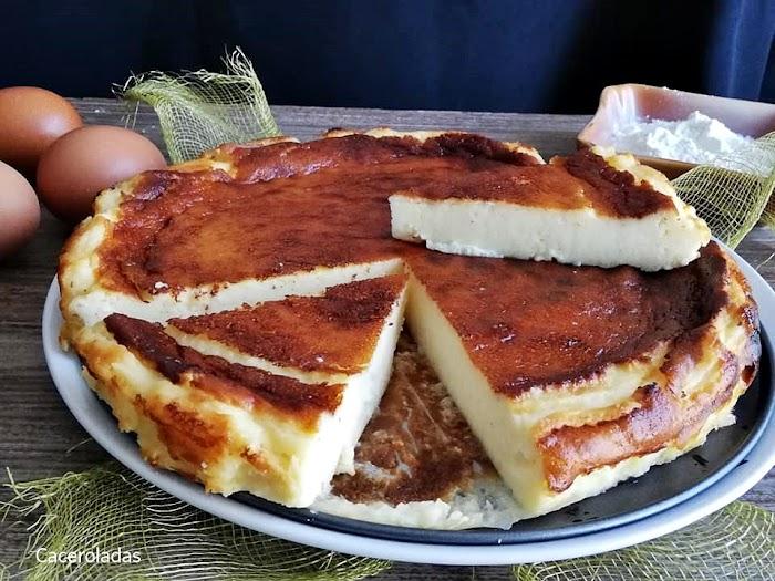 Tarta de queso. La receta fácil y cremosa que buscabas