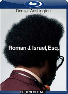 Baixar Roman J. Israel, Esq. Dublado Torrent