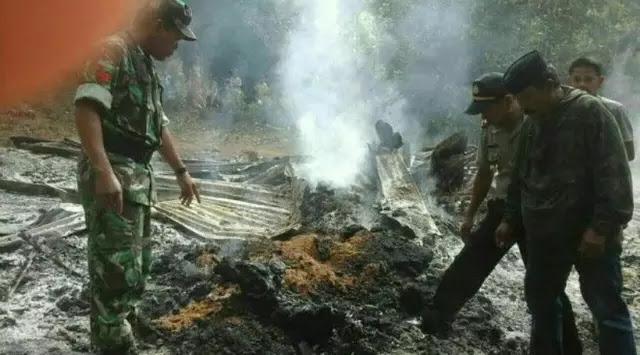 Niat Menggagahi Gagal, Pria ini Membunuh Lalu Membakar Ibu dan Anaknya Bersama isi Rumah