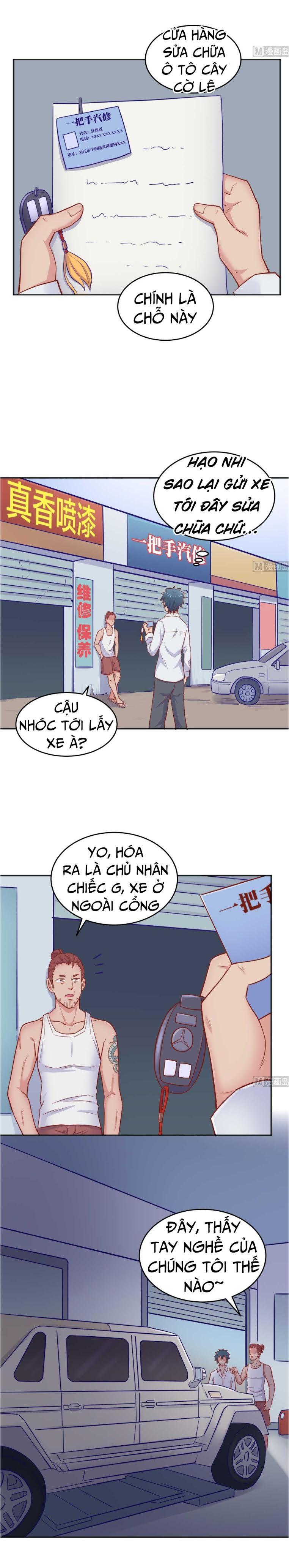 Bác Sĩ Riêng Của Nữ Thần Chapter 52 - truyenmh.com