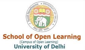 DU SOL (Delhi University - School of Open Learning)