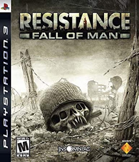 Resistance Fall of Man PS3 Torrent
