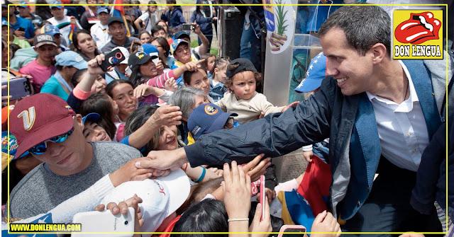 Juan Guaidó llama a manifestar en Mérida el sábado e informa que hay problemas eléctricos