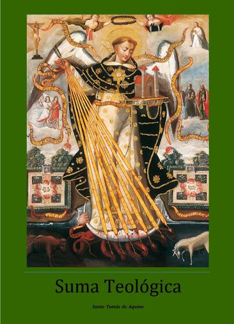 Suma Teológica - São Tomás de Aquino