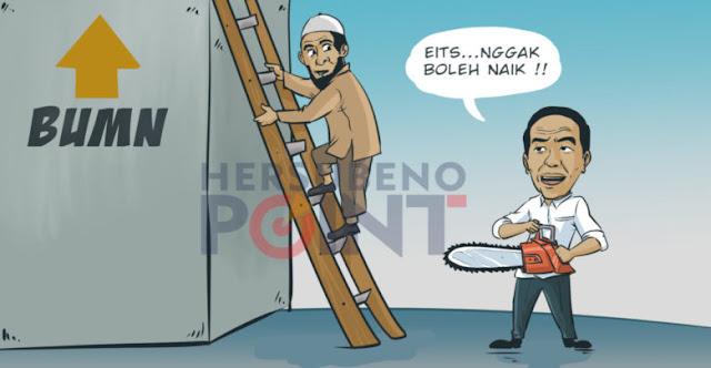 Nasib dan Masa Depan Umat Islam di Bawah Pemerintahan Jokowi