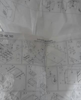 manual de instrucciones para armar un mueble de divino