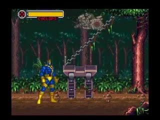 X Men Mutant Apocalypse Rom Espanol Super Nintendo Snes