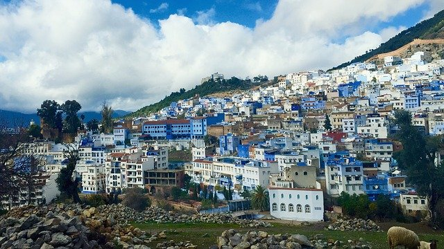 شفشاون المغرب