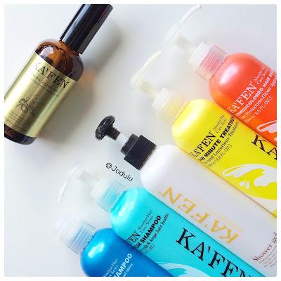 kafen hair oil