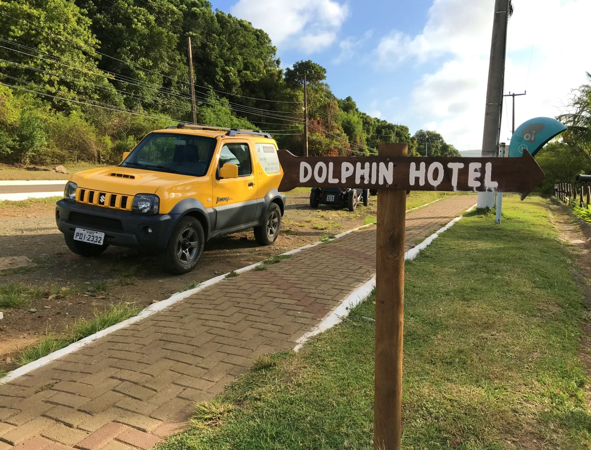Falcão 4x4 Dolphim Hotel Noronha