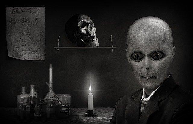 एलियन का रहस्य : story of alien in hindi
