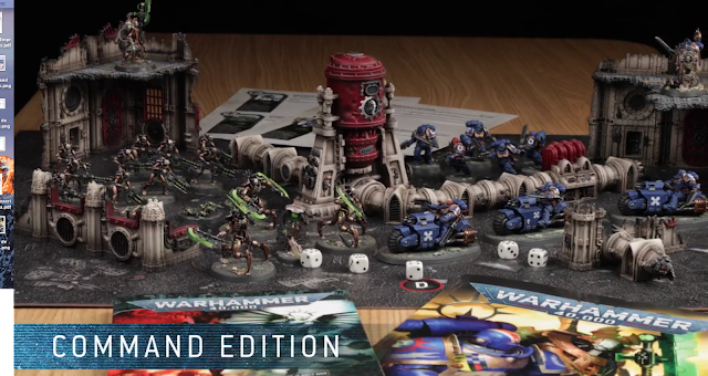 Command Eition Warhammer 40,000