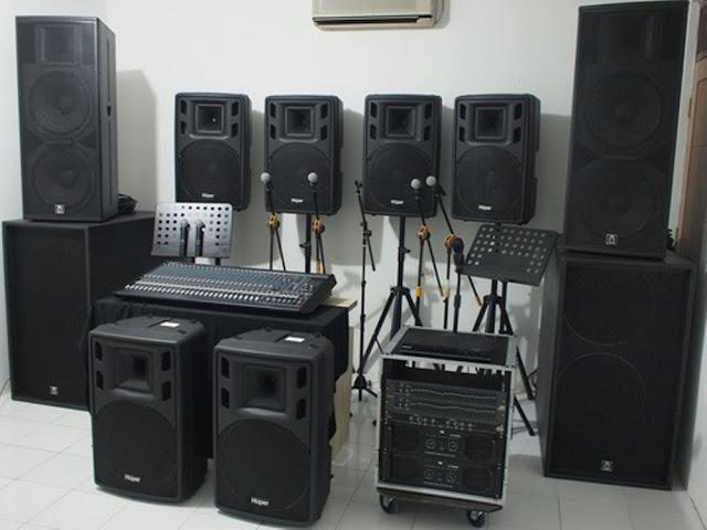 Harga Sewa Sound System Semarang