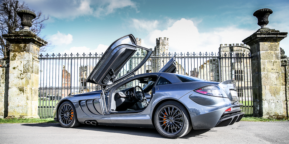 Mercedes benz slr mclaren 722 mso for sale for r150 million for 2 5 million mercedes benz
