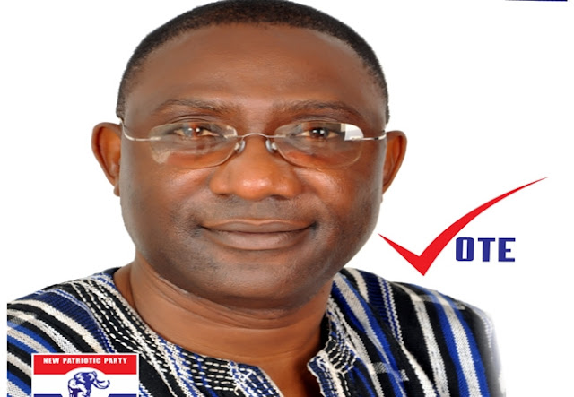 Suspended Sammy Crabbe joins NPP chairmanship race