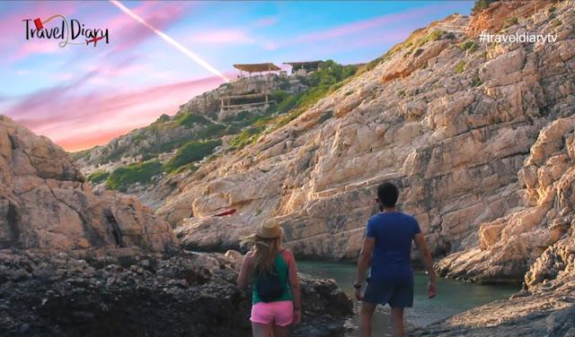 Κορακονήσι: Ο απόκρημνος «παράδεισος» που περιμένει να τον ανακαλύψεις (βίντεο)