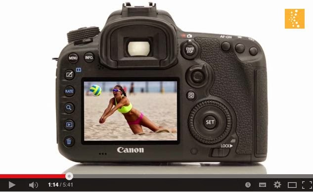 Sports Photographer Peter Read Miller talks about the new Canon EOS 7D Mark II