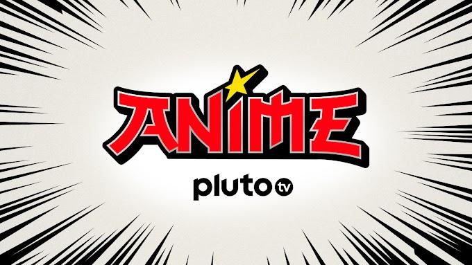 El 7 de junio llega un nuevo canal de anime a Pluto TV