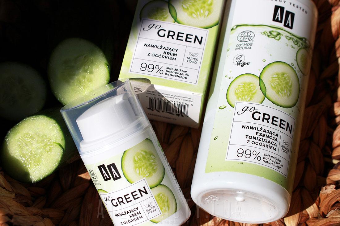AA Go Green Ogórek