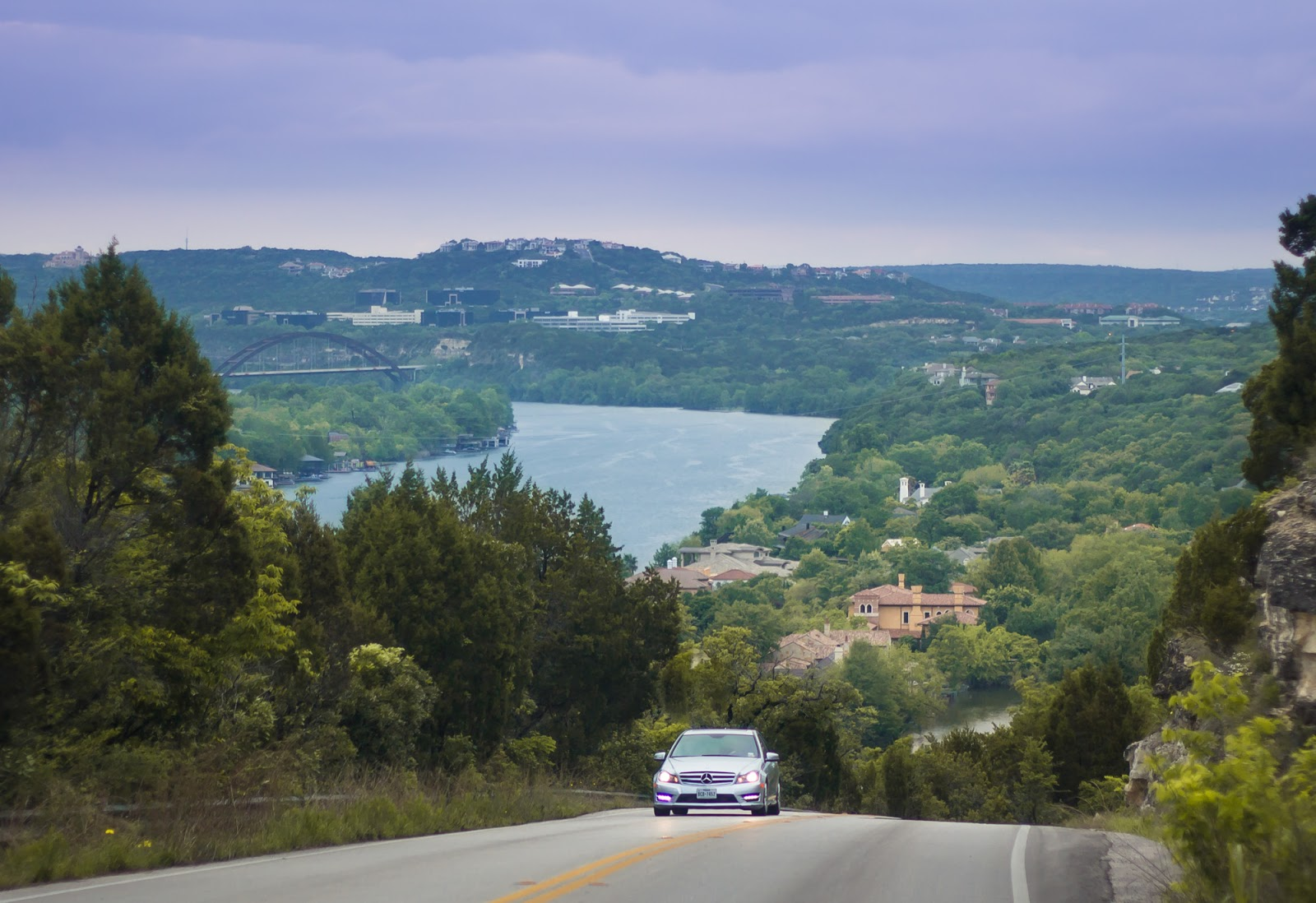 Mount Bonnell: Things To Do in Austin, Texas USA