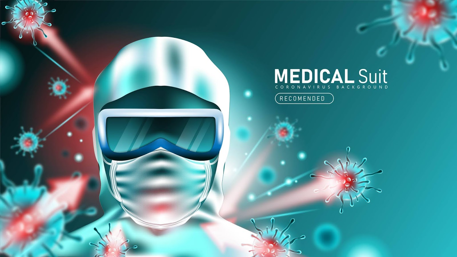تصاميم خاصة بفيروس كرونا باعلى جودة تصاميم فيكتور دقة عالية